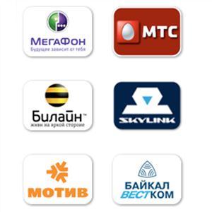 Операторы сотовой связи Шолоховского